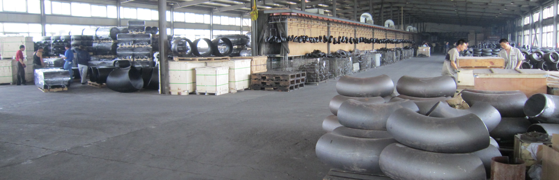 Carbon Steel Pipes Fittings